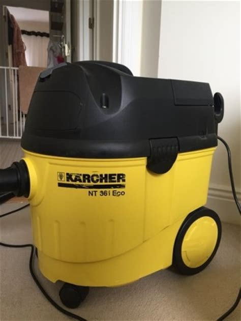 and vacuum cleaner karcher nt 361 eco for sale in