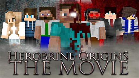 filme schauen minecraft the first movie herobrine origins the movie minecraft film youtube