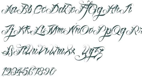 tattoo lettering editor image editor to download 1001 fonts cursive script