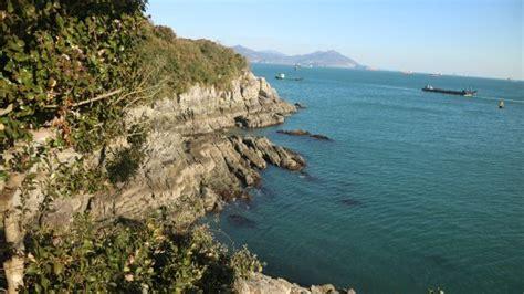 Dari Laut pemandangan laut dari atas bukit pulau picture of odongdo yeosu tripadvisor