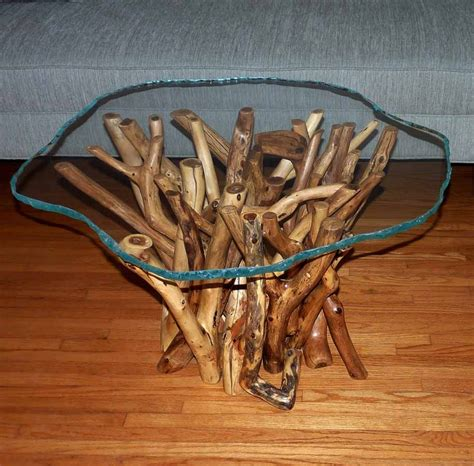 tree on table tree root end table tangled root table w amorphic