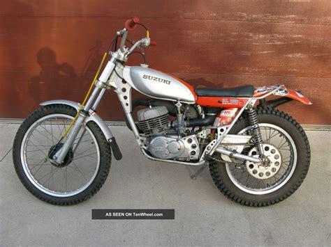 Suzuki 250 Trail Bike Vintage Motorcycle Dirt Bike 1974 Suzuki Rl 250 Exacta