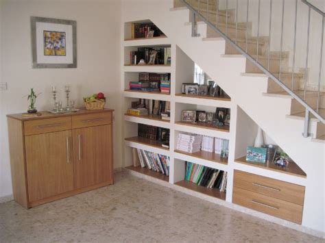 Space Saving Ideas For Kitchens nine clever designs that integrate storage with stairs mocha
