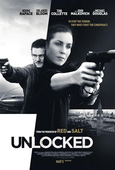 Unlocked 2017 Film Unlocked Dvd Release Date November 14 2017