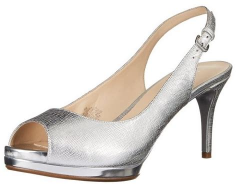 Silver Pumps For Wedding by Silver Wedding Shoes Wedding Ideas