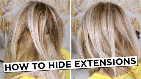 learn more about wigs and hairpieces the beauty of wiglets and 3 how to hide hair extensions best tut i ve seen
