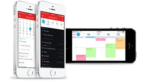 Calendar App Iphone Calendar App For Iphone Calendar Template 2016