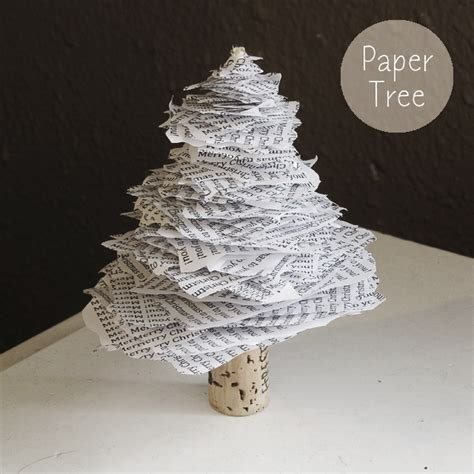 How Do You Make Paper Out Of Trees - diy paper tree mox fodder