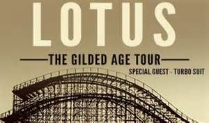 Lotus Tour Schedule Lotus Tickets At Mill City Nights In Minneapolis