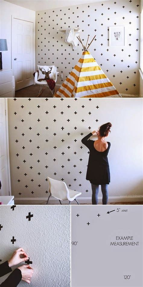 diy bedroom wall 25 best ideas about washi wall on washi wallpaper wall and