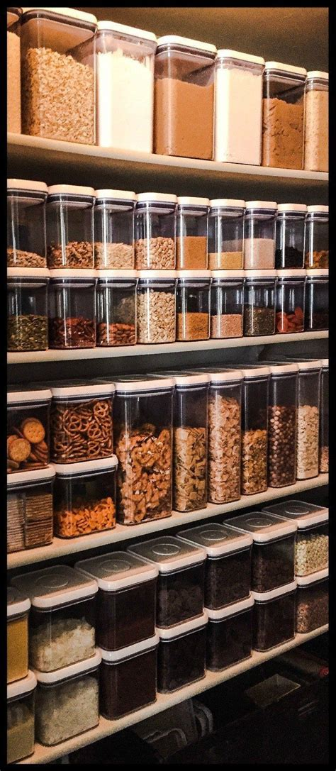 kitchen pantry storage ideas best 25 kitchen containers ideas on pantry