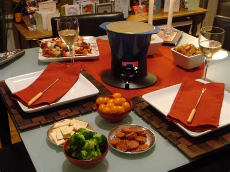 delicious dishings new year s at home with fondue