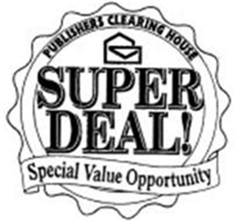 Publishers Clearing House Magazines Subscription Canada - publishers clearing house super deal special value opportunity reviews brand