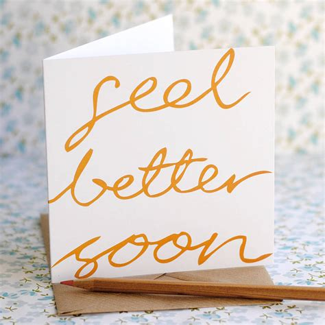 well cards get well card by the green gables notonthehighstreet