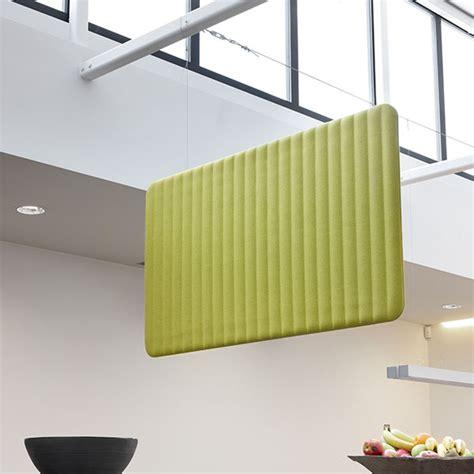 soffitto fonoassorbente pannello fonoassorbente bifacciale da soffitto buzziloose