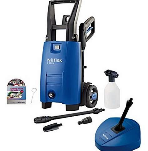 Nilfisk Patio Cleaner Plus Review by Rac Pressure Washers Reviews