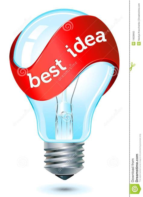 best ideas best idea icon stock vector image of sign success