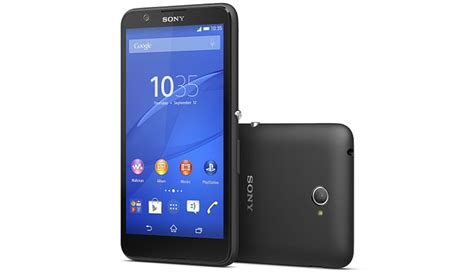 Handphone Sony Xperia E4 Dual sony xperia e4 dual price in india specification features digit in
