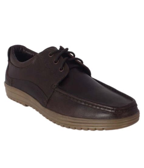 shoe sense brown outdoor casual shoes price in india buy
