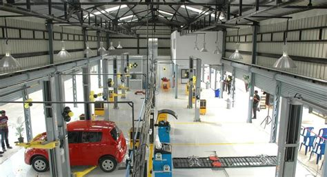 Agung Motor Service Station mahindra choice 10 percent market in 3 4
