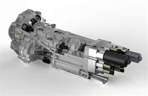 Lamborghini Aventador Transmission by τέλος εποχής για χειροκίνητα κιβώτια ταχυτήτων στα