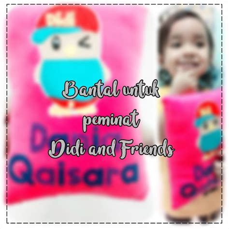 Bantal And Friends handmade with