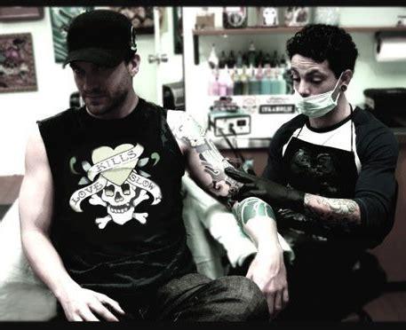 tattoo parlour dunedin jason a leigh tattoonow