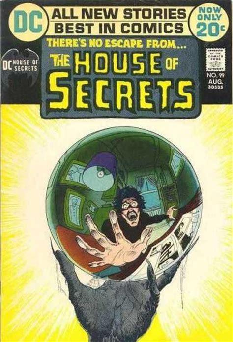 house of secrets house of secrets covers 50 99