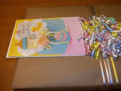 gift wrapping for baby shower my favorite pieces creative baby shower gift wrap