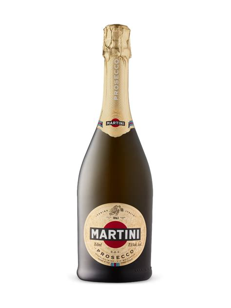 martini and prosecco martini prosecco doc lcbo
