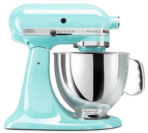 KitchenAid Artisan Stand Mixer   Ice Blue   The Great