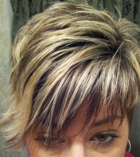 hairstyles blonde n brown highlights short hairstyles and blond highlights on pinterest
