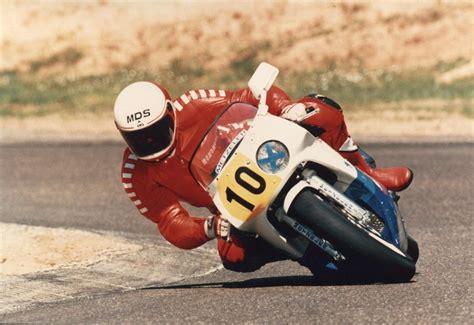 Motorradrennen Unfall Heute by Portr 228 T Motorradrennfahrer Helmut D 228 Hne Motorrad News