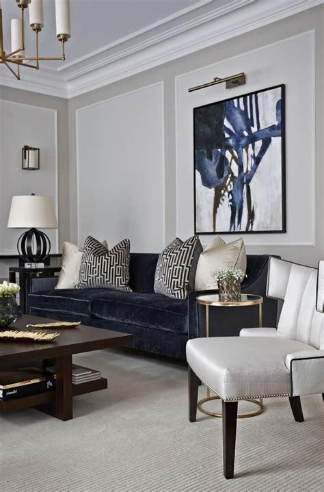 pretty modern classic living room  stone fireplace design