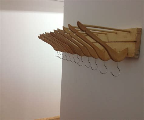 Make Hanger - how to recycle 21 impressive diy coat hooks