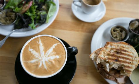 coffee and cannabis books welcome to the brave new world of cannabis and caffeine