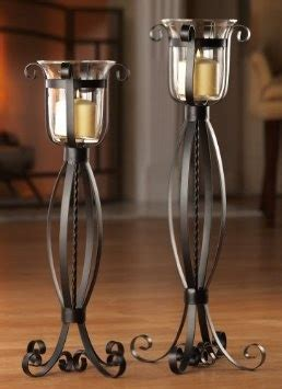 Glass Floor Candle Holders 25 Best Ideas About Floor Candle Holders On