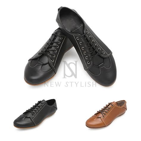 Leather Suede Lace Up Sneakers shoes sophisticated suede kip leather lace up sneakers