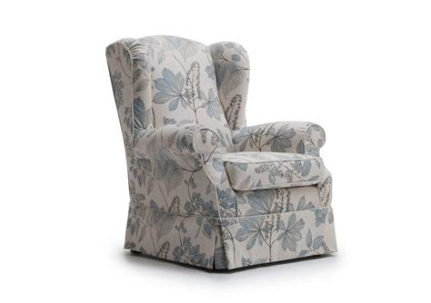 poltrone bergere in tessuto outlet poltrona berg 232 re in tessuto berto shop