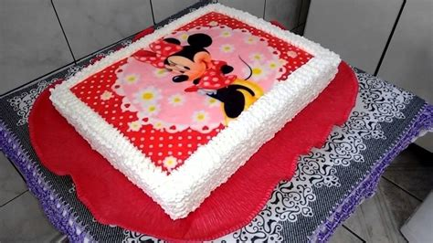 youtube de bolos decorados bolo decorado minie sabor prest 237 gio youtube