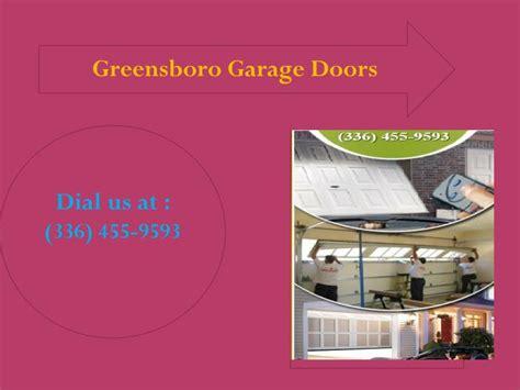 garage doors greensboro nc ppt garage doors greensboro nc installation powerpoint