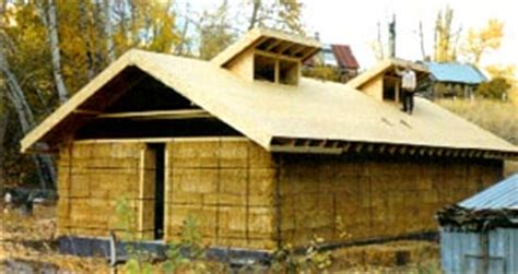 Strawbale House Building Books: Build an energy efficient