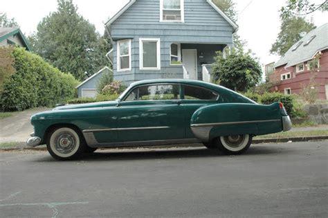 1948 cadillac sedanette 1948 cadillac sedanette amazing mod in the