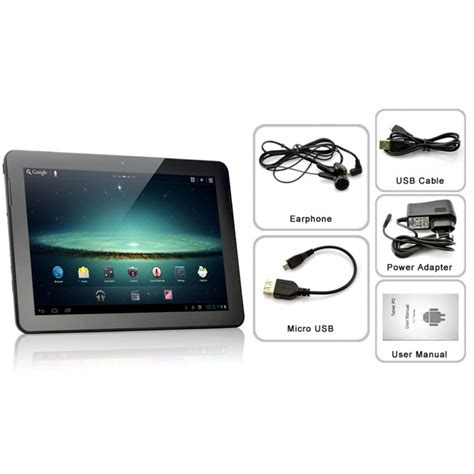 10 1 android tablet 10 1 inch tablet android 4 0 32gb