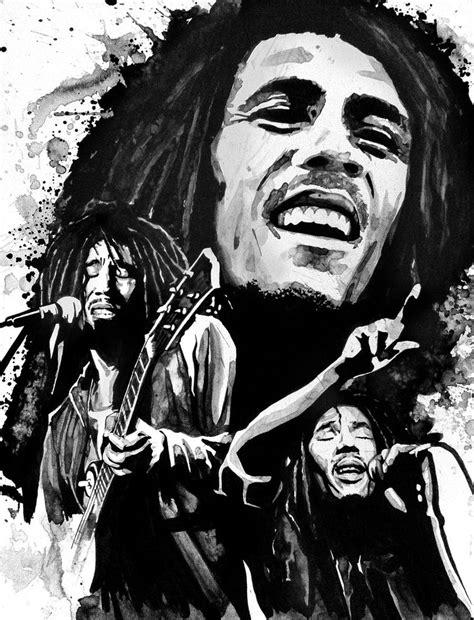 Frases do Bob Marley - 15 frases de Bob Marley para você