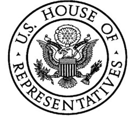 house of representatives seal blog roundup dec 10 2007
