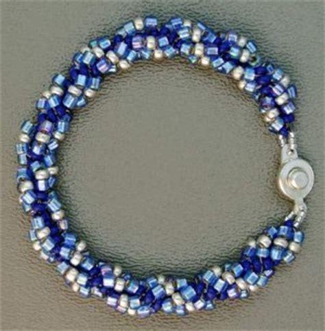 simple seed bead bracelet allfreejewelrymakingcom