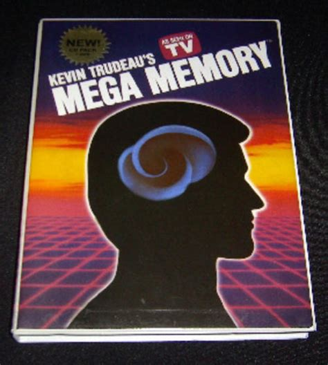 Kevin Trudeaus Mega Memory Items Mega Memory By Kevin Trudeau Was Sold For