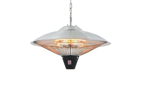 La Hacienda Ce09 Hanging Halogen Patio Heater Hanging Patio Heaters