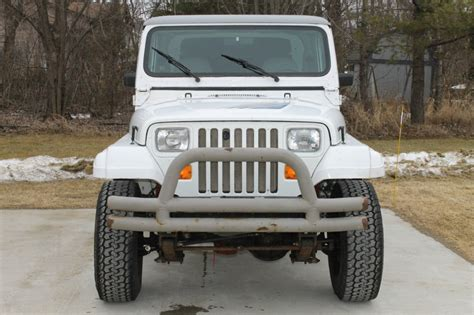 Jeep Wrangler Islander For Sale 1989 Jeep Wrangler Islander For Sale